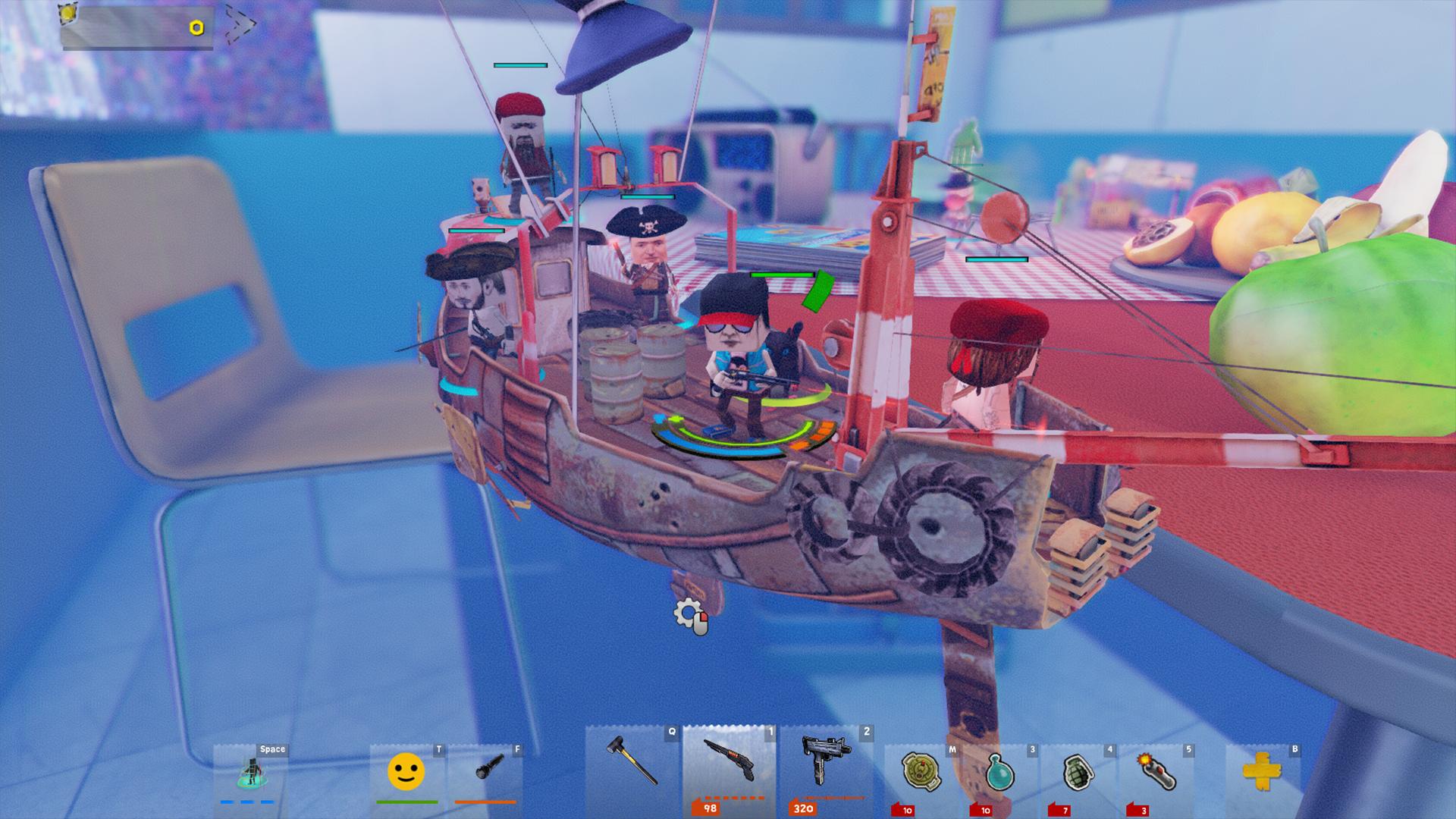 Squareface Screenshot 1