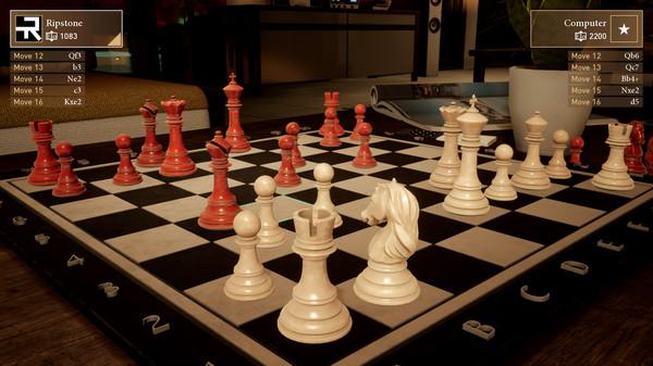 Скриншот №1 к Chess Ultra