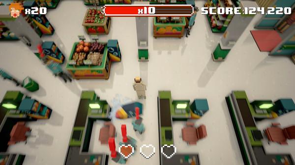 Screenshot of Intensive Exposure