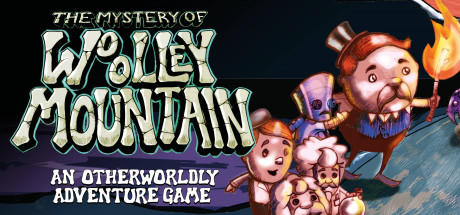 The Mystery Of Woolley Mountain Cover Image