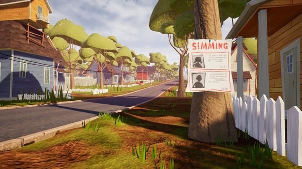 Скриншот №2 к Hello Neighbor