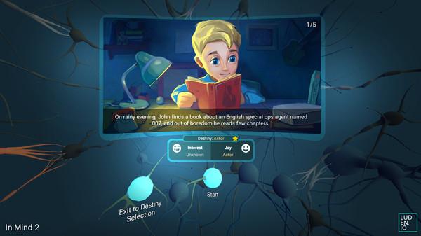 Скриншот №2 к InMind 2 VR