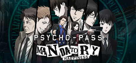 PSYCHO-PASS: Mandatory Happiness Cover Image