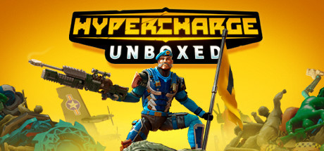 HYPERCHARGE: Unboxed Cover Image