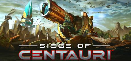 Siege of Centauri Cover Image