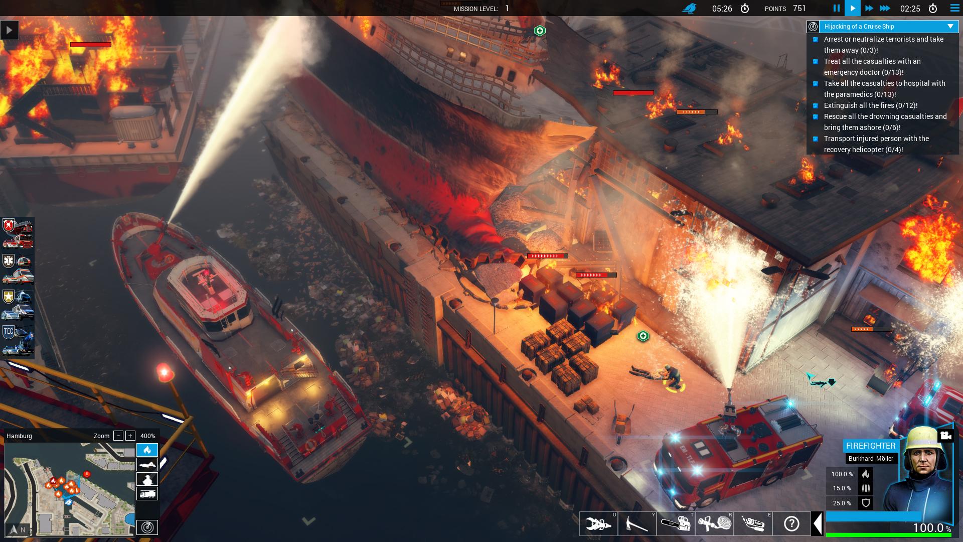 Emergency 2017 Screenshot 1