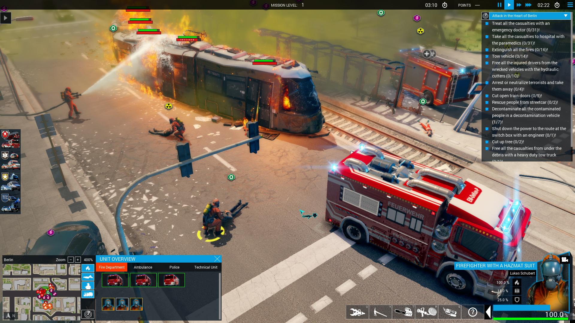 Emergency 2017 Screenshot 2