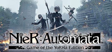 NieR:Automata™ Cover Image