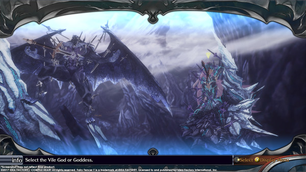 Скриншот №6 к Fairy Fencer F Advent Dark Force