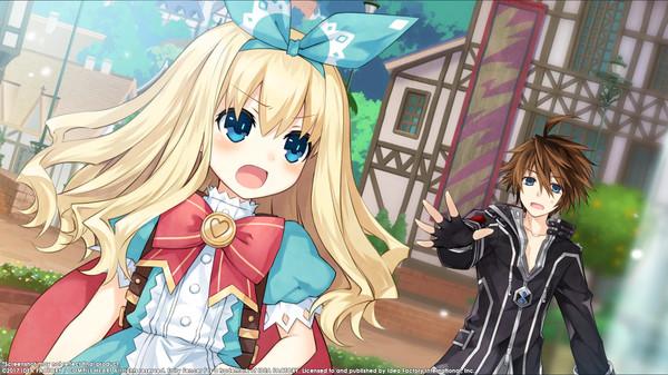 Скриншот №12 к Fairy Fencer F Advent Dark Force