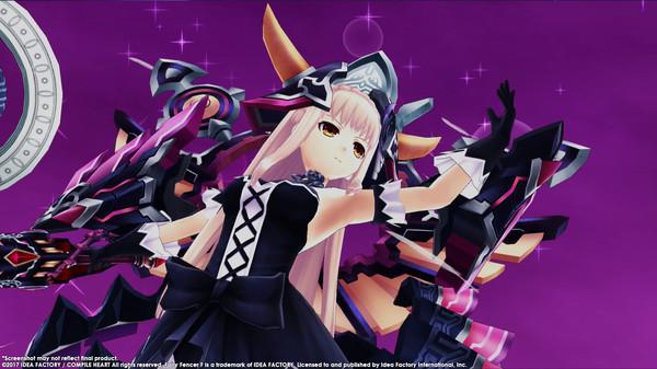 Скриншот №11 к Fairy Fencer F Advent Dark Force