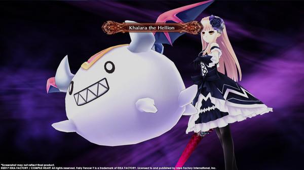 Скриншот №7 к Fairy Fencer F Advent Dark Force