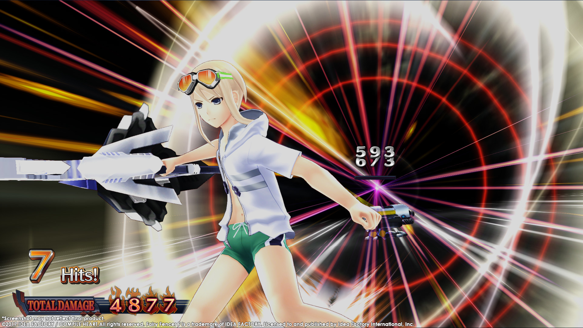 Fairy Fencer F: Advent Dark Force Screenshot 3