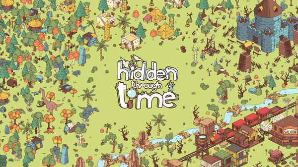 Скриншот №1 к Hidden Through Time