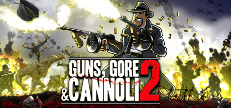 Guns, Gore and Cannoli 2 Cover Image