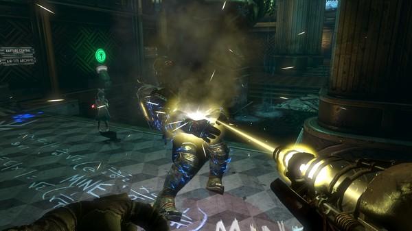 Скриншот №4 к BioShock 2 Minervas Den Remastered