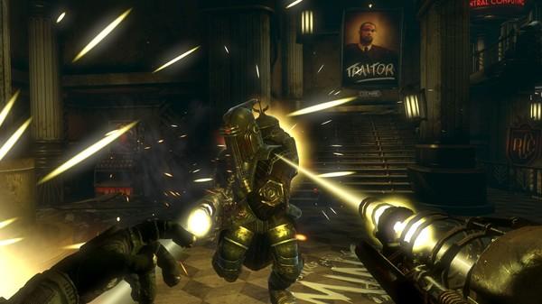 Скриншот №3 к BioShock 2 Minervas Den Remastered