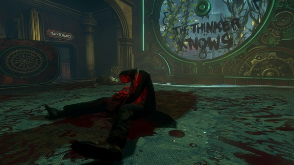 BioShock 2: Minerva's Den Remastered скриншот