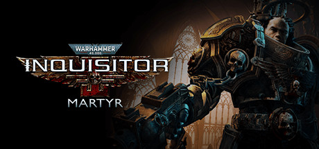 Warhammer 40,000: Inquisitor - Martyr Cover Image