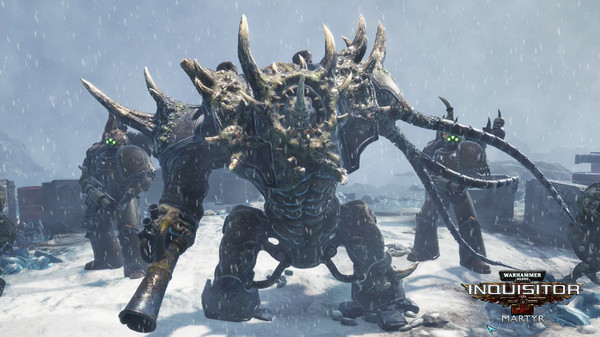 Скриншот №1 к Warhammer 40000 Inquisitor - Martyr