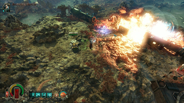 Скриншот №9 к Warhammer 40000 Inquisitor - Martyr