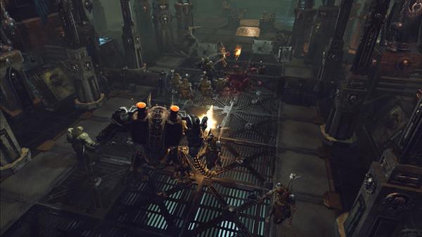 Скриншот №7 к Warhammer 40000 Inquisitor - Martyr