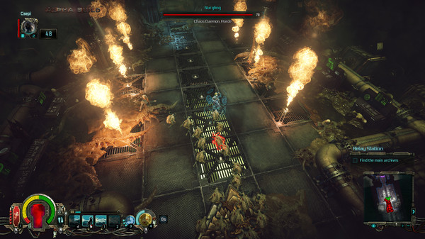 Скриншот №6 к Warhammer 40000 Inquisitor - Martyr