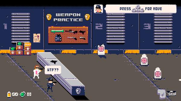 Скриншот №18 к DonutsnJustice