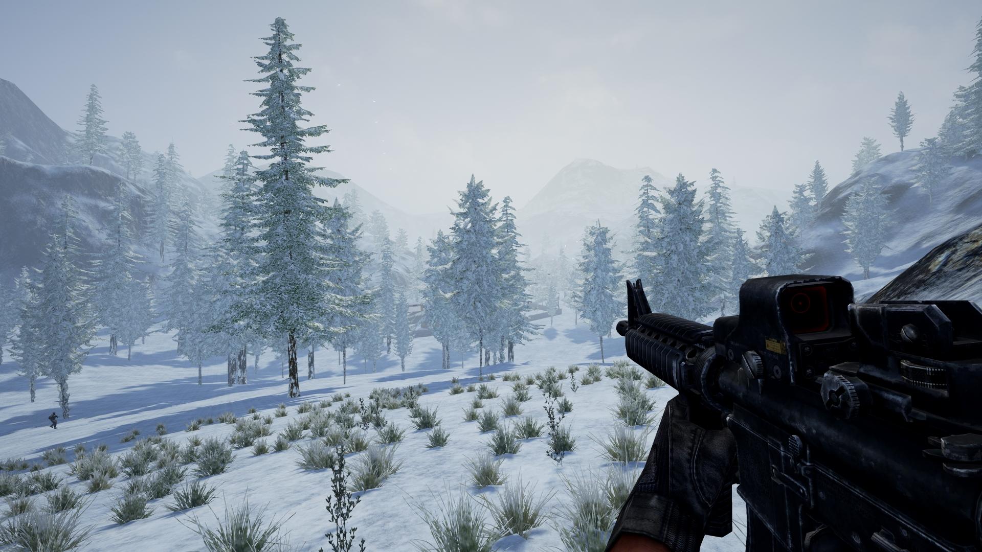 Strike Force: Arctic Storm Screenshot 1