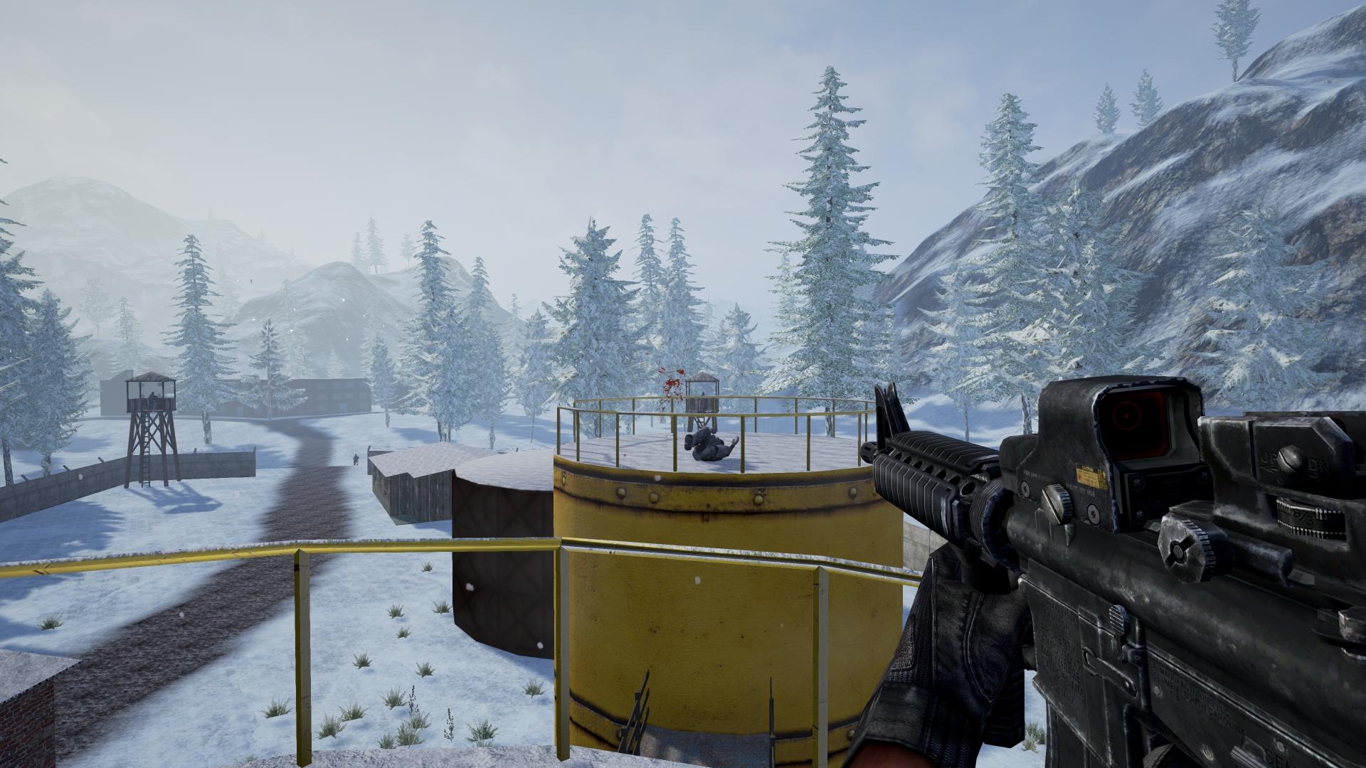 Strike Force: Arctic Storm Screenshot 2