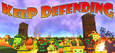 Keep Defending Cover Image