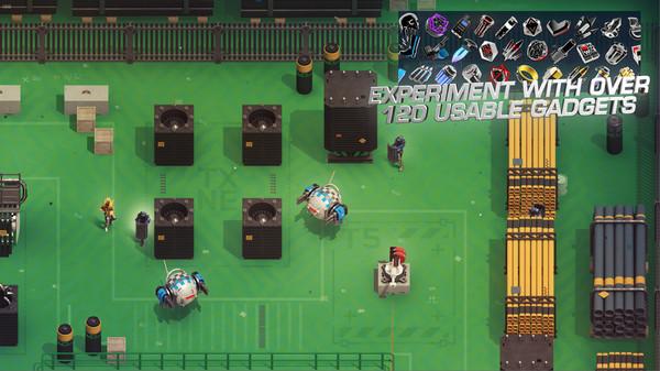 Скриншот №6 к SYNTHETIK Legion Rising
