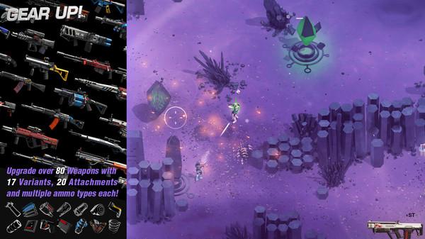 Скриншот №5 к SYNTHETIK Legion Rising
