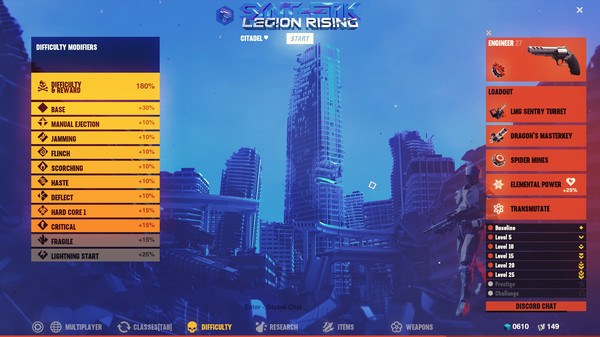 Скриншот №9 к SYNTHETIK Legion Rising