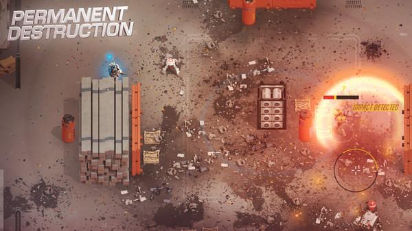 Скриншот №12 к SYNTHETIK Legion Rising