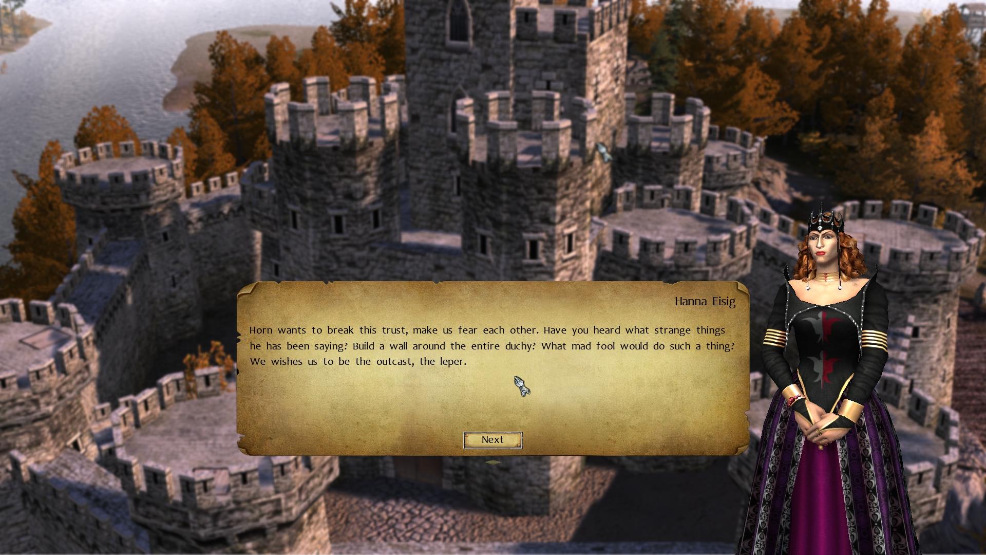 Eisenwald: Blood of November Screenshot 2