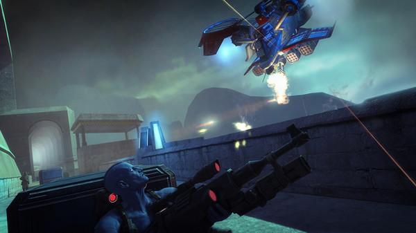 Скриншот №7 к Rogue Trooper Redux