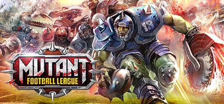 Mutant Football League Cover Image
