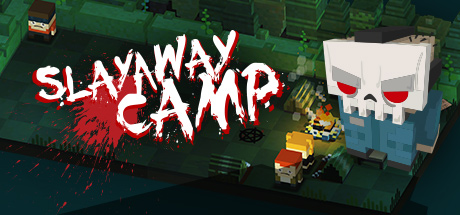 Slayaway Camp, an 80's slasher, sliding puzzle game