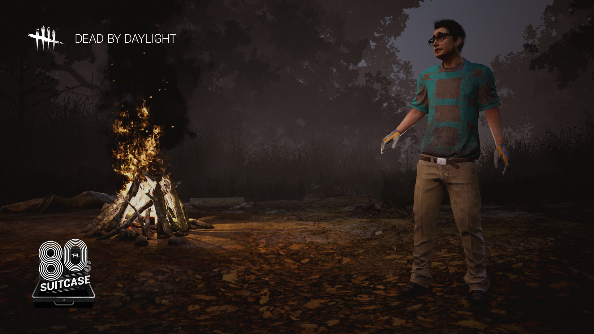 KHAiHOM.com - Dead by Daylight - The 80's Suitcase