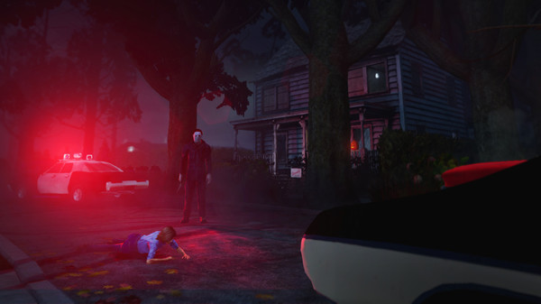 Скриншот №7 к Dead by Daylight - The Halloween® Chapter
