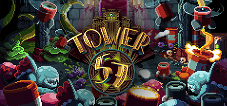 Tower 57 Cover Image