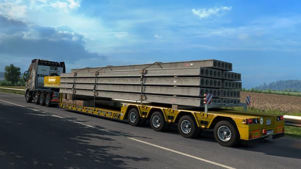 Euro Truck Simulator 2 Heavy Cargo Pack PC