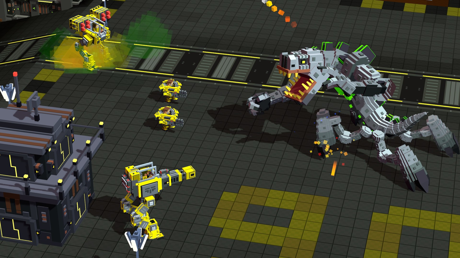 8 Bit Invaders Screenshot 3