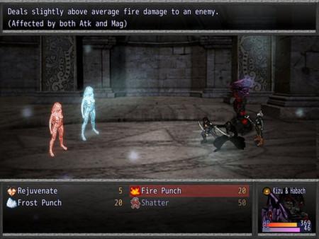 скриншот Atonement 2: Ruptured by Despair 3