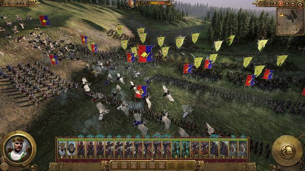 Скриншот №11 к Total War WARHAMMER - Bretonnia