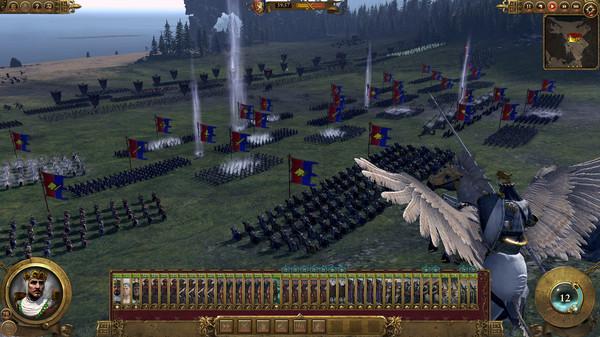 Скриншот №8 к Total War WARHAMMER - Bretonnia