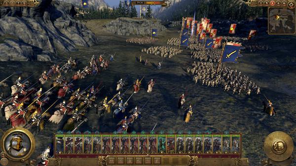 Скриншот №7 к Total War WARHAMMER - Bretonnia