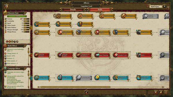Скриншот №12 к Total War WARHAMMER - Bretonnia