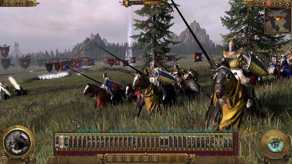 Скриншот №9 к Total War WARHAMMER - Bretonnia
